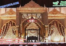 Grand Indian Wedding Raj Mahal Mandap
