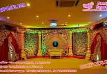 Grand South Indian Reception Stage