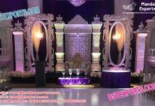 Grand Asian Wedding Fiber Stage London