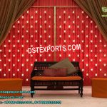Glorious Euorpian Wedding Candle Wall Decors