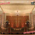 Stylish Wedding Bollywood Theme Mandap