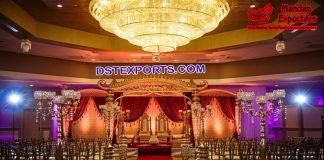Hindu Wedding Dhanush Mandap Dallas