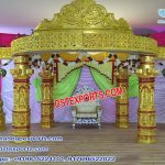 Impressive Wedding Devdas Mandap California