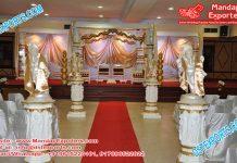 Stylish Wedding Devdas Mandap Malaysia