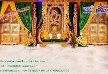 Traditional Tamilian Wedding Fiber Stage Oslo