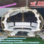 Wedding Bridal Entry Cinderella Carriage