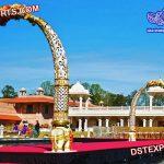 Wedding Fiber Trunk Pillar Gate Malaysia