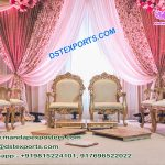 Best Indian Wedding Mandap Chairs