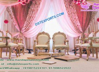 Best Indian Wedding Mandap Chairs