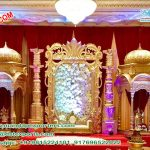 Grand Wedding Golden Fiber Stage England