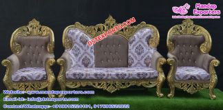 Latest Bollywood Wedding Designer Sofa Set