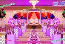 Latest Wedding Diamond Crystal Mandap New York