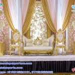 Luxurious Wedding Diamond Sofa Set