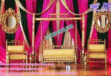 Muslim Walima Golden Swing Set Switzerland
