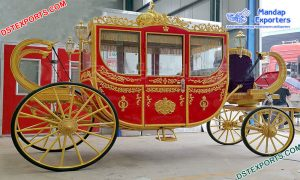 New Presidential Horse Drawn Carriage London