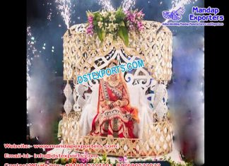 Royal Indian Wedding Dulhan Doli/Palki