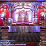 Traditional Indian Wedding Devdas Mandap Set