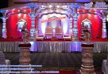 Traditional Indian Wedding Devdas Mandap Set