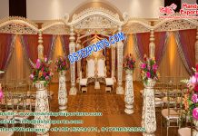 Indian Wedding Dhanush Mandap Switzerland