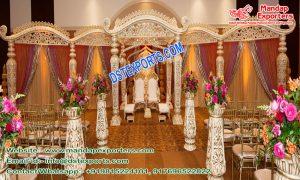 Indian Wedding Dhanush Mandap Switzerland