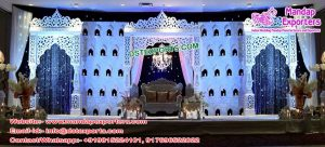 Asian Wedding Bollywood Stage London