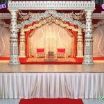 Designer Wedding Dev Pillars Mandap Fiji
