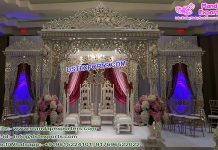 Dreamy Wedding Bollywood Mandap Melbourne