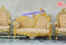 Grand Maharaja Wedding Furniture Set