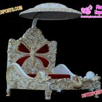 Indian Wedding Open Doli for Bride Entry