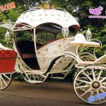 Luxurious Princess Wedding Cinderella Carriage Buggy