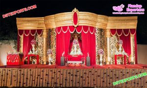Royal Wedding Event Maharaja Stage Melbourne