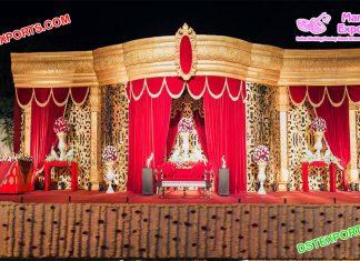 Royal Wedding Event Maharaja Stage Melbourne