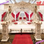 Top Bollywood Mandap for South Asian Wedding
