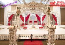 Top Bollywood Mandap for South Asian Wedding
