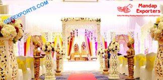 Top Bollywood Wedding Event Mandap Cum Stage