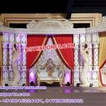 Traditional Wedding Padmavati Stage USA