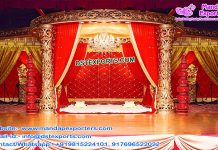 Wedding New Golden Dalizio Mandap USA