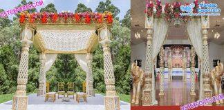 Latest Bollywood Mandap for Top Weddings