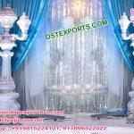 Arabian Wedding Decor Five Arms Moroccan Lamps