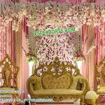 Eminent Wedding Sparkle Candle Wall Stage