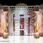 Exclusive Wedding Jhumka Jewellary Back-Frames/Panels