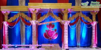 Hindu Wedding Devdas Mandap Malaysia