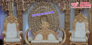 Luxury Wedding Maharaja Furniture Set London
