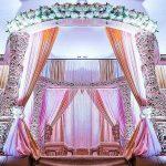 Traditional Delizio Wedding Mandap USA