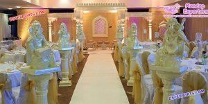 Royal Wedding Jodha Akbar Mandap Set