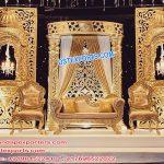 Top Wedding Golden Fiber Stage Fiji