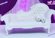 Asian Wedding White Italian Couch Canada
