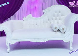 Asian Wedding White Italian Couch Canada