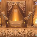 Best Wedding Stage with Candle Walls London