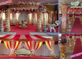 Designer Wedding Fiber Delizio Mandap Fiji